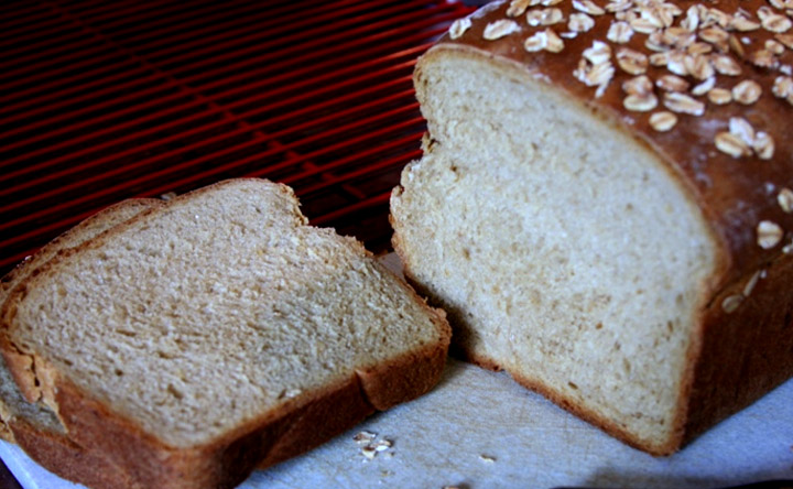 Phyllis's Whole Wheat Bread picture