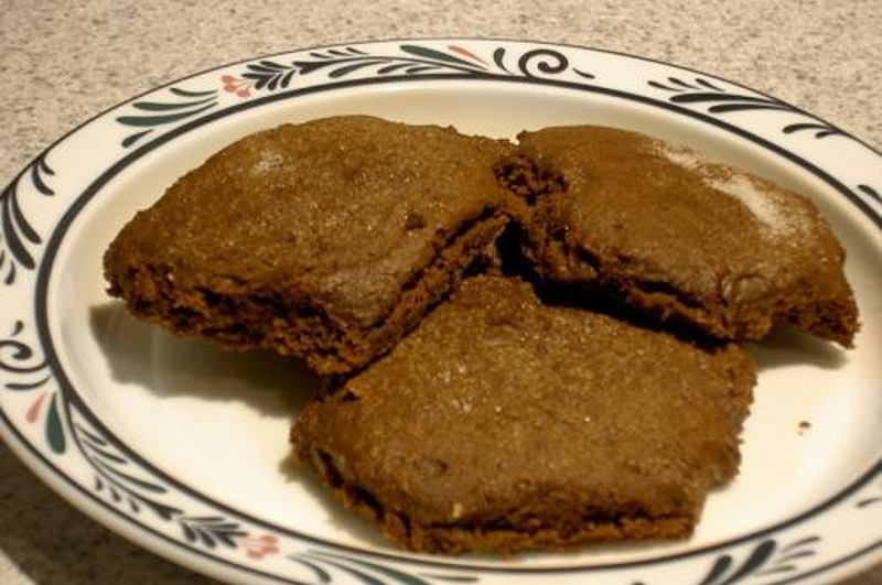 Whole Wheat Citrus Spice Cookies picture