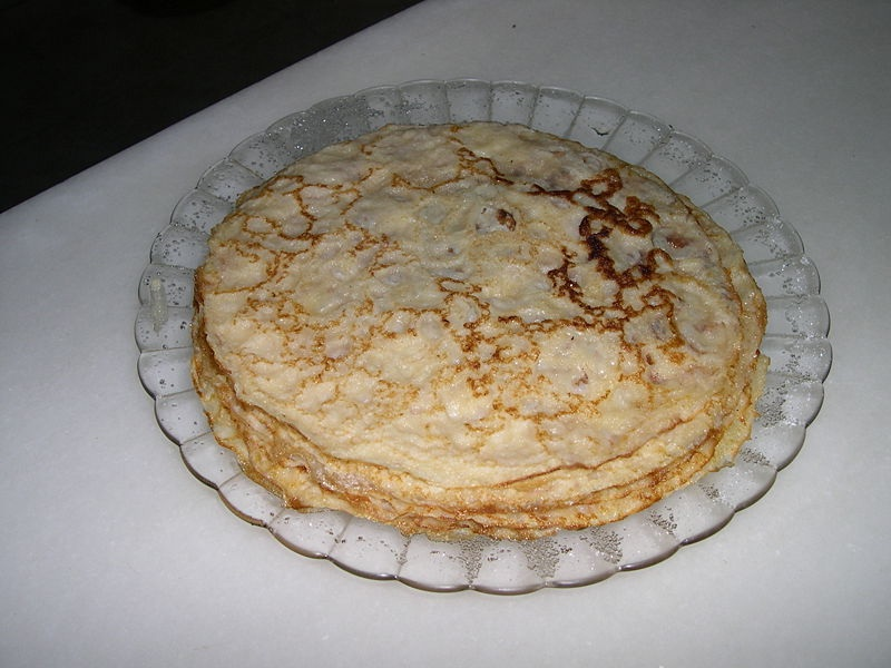 Whole Wheat Crepes picture