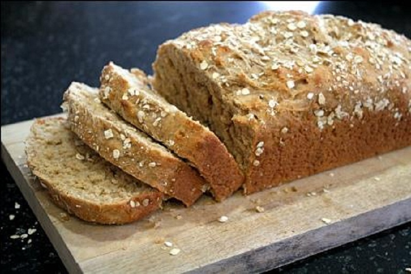Whole Wheat Oatmeal Bread picture
