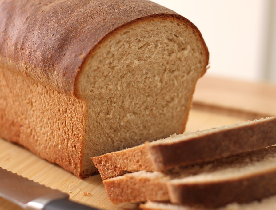 Whole Wheat Soy Bread picture