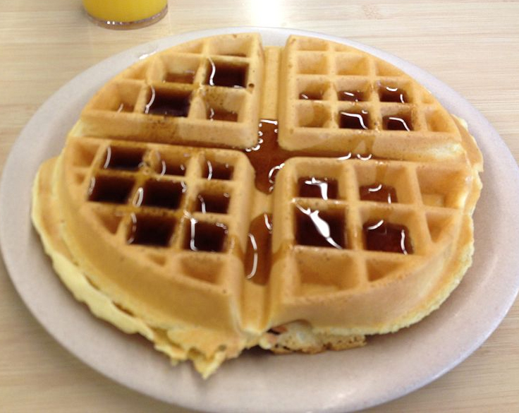 Whole Wheat Waffles picture
