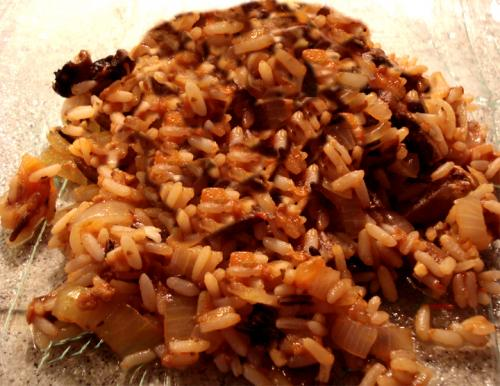 Wild Rice Stuffing For Fowl picture