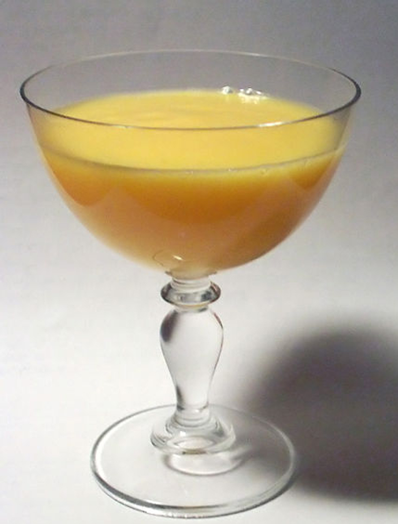 Wine Custard (Weinschaum) picture