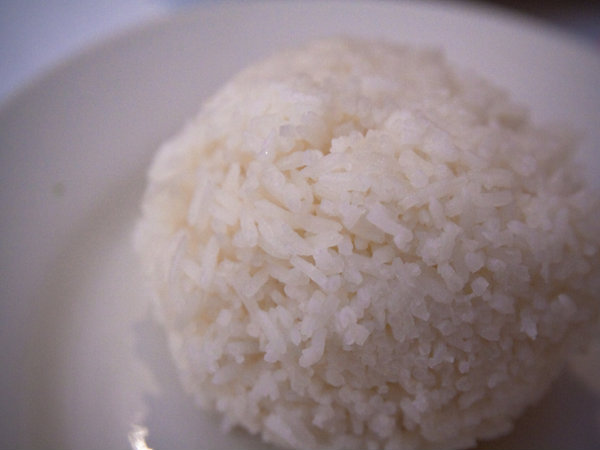 Basic Cooked White Rice picture