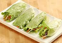 Vegan Lettuce Wraps picture