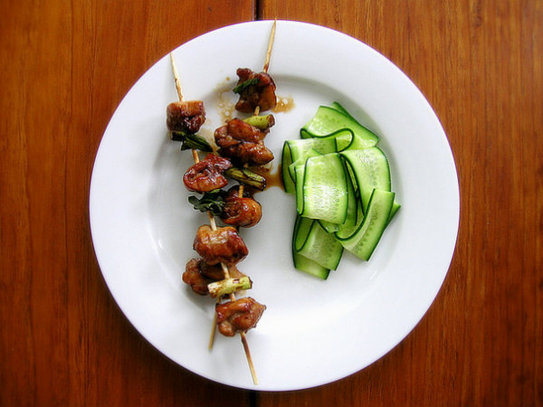 Japanese Chicken Yakitori picture