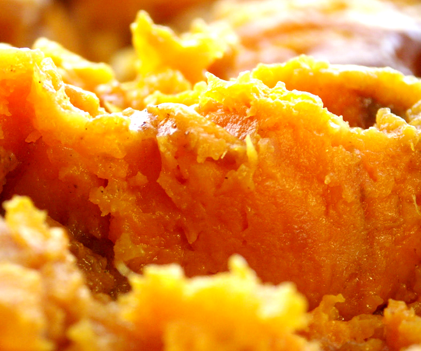 Yams In Orange Sauce picture