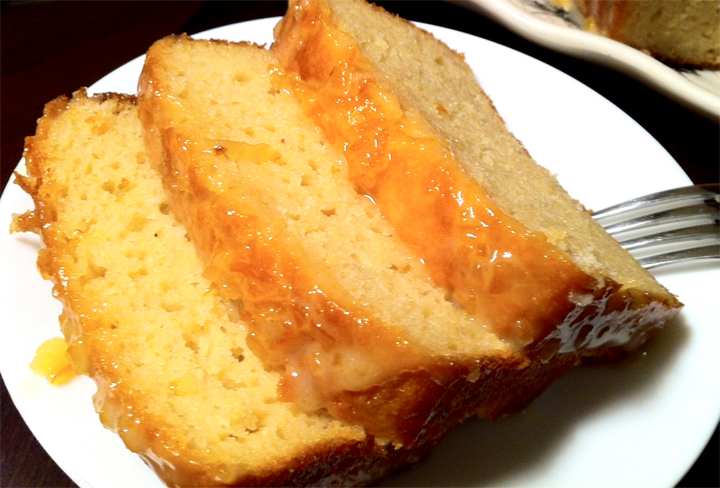 Yogurt Cake picture