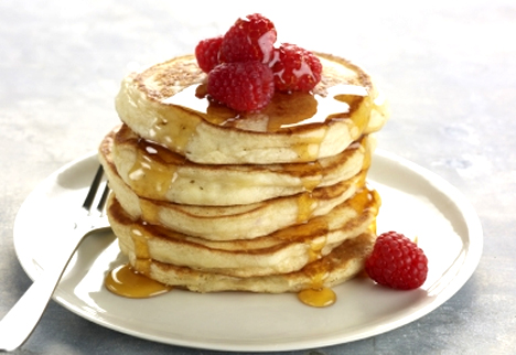 Yogurt Pancakes picture