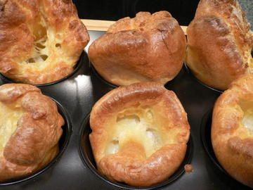Scottish Yorkshire Pudding picture