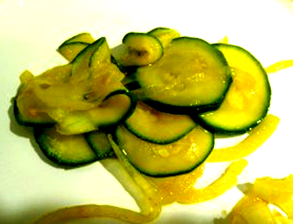Zucchini Pickles picture